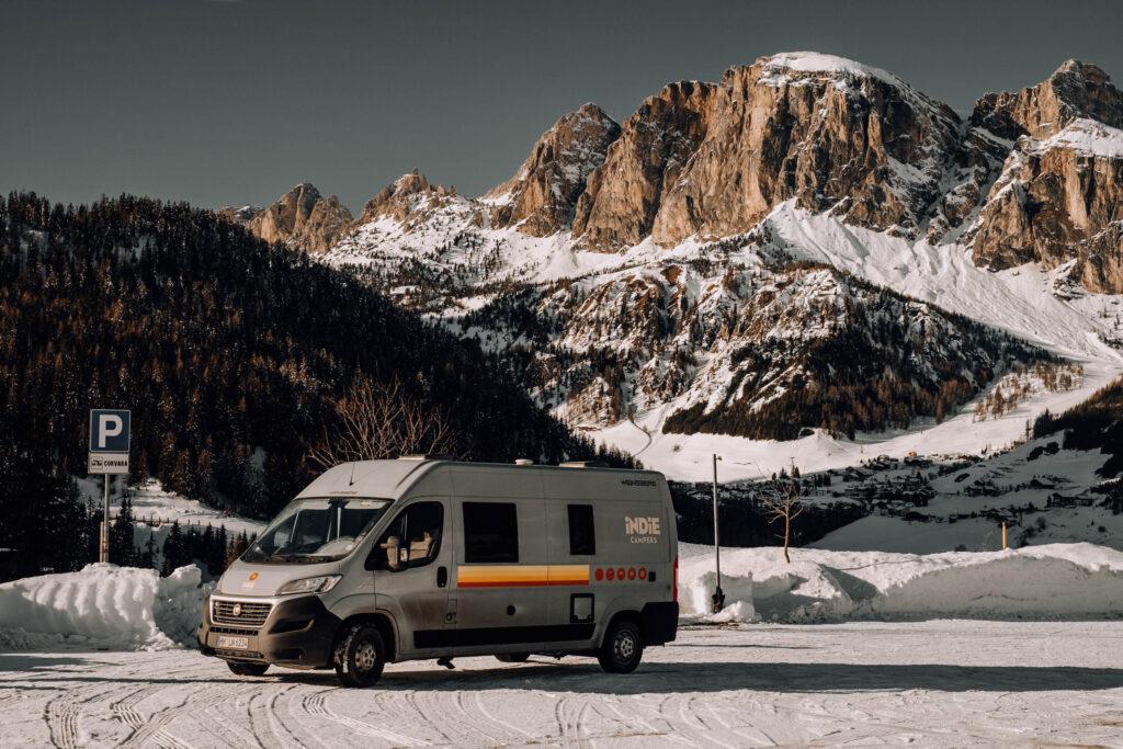 campervan brings personal growth