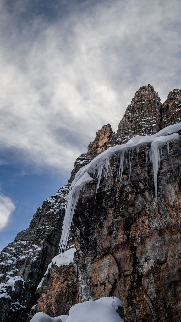 Cinque Torri glacier - Dolomites Itinerary: the 5 most stunning hikes to discover in 2021