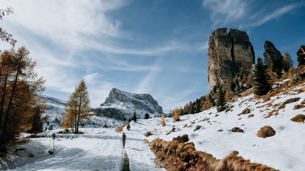 Cinque Torri view - Dolomites Itinerary: the 5 most stunning hikes to discover in 2021