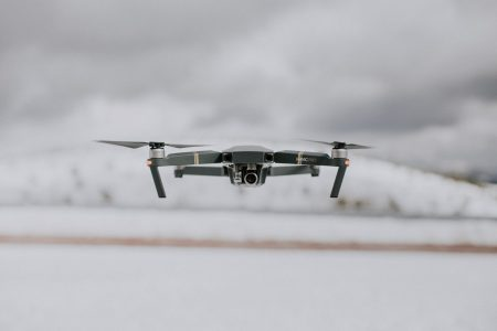 Drone in Bad Weather Conditions