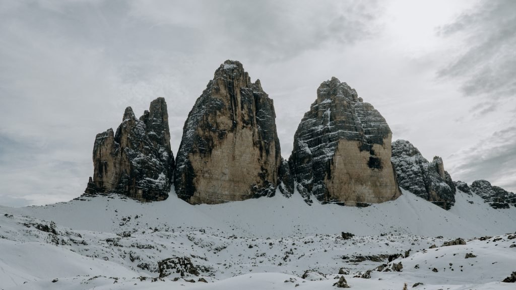 Tre Cime di Lavaredo mountain - Dolomites Itinerary: the 5 most stunning hikes to discover in 2021