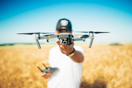 Why is the weight of a drone important?