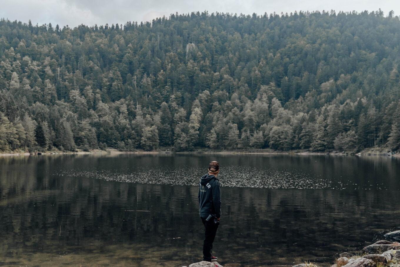 Lac des Corbeaux - Vosges