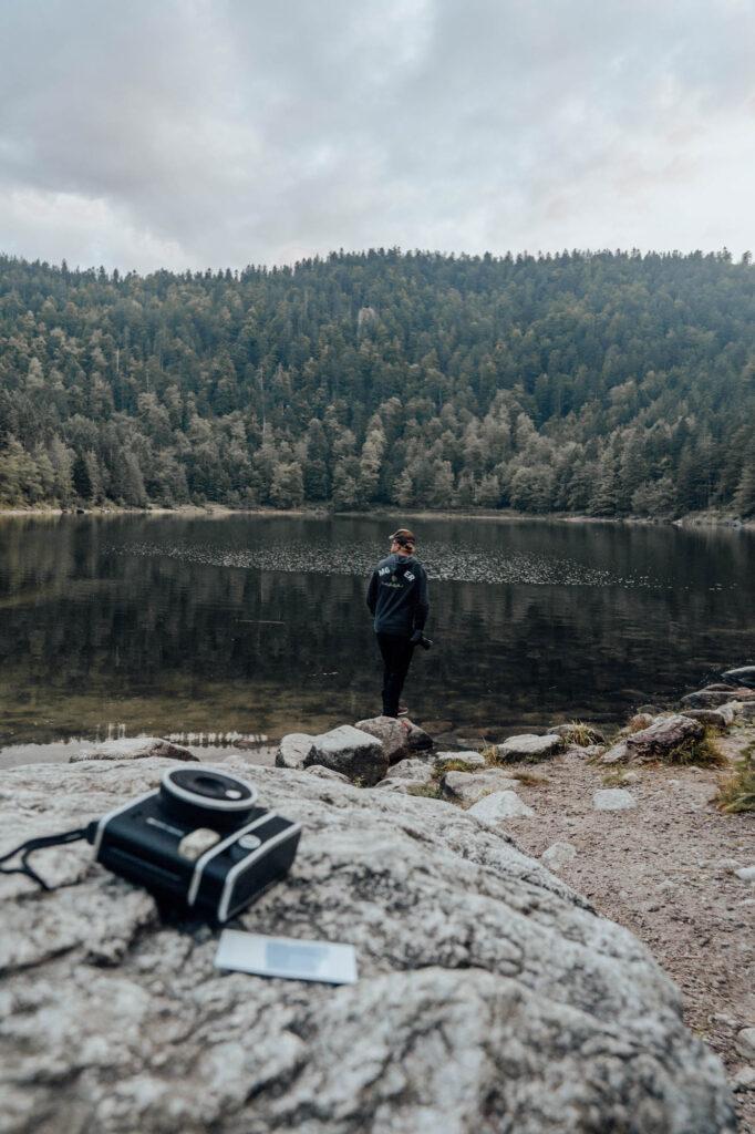2021 09 04 VOSGES Snelle Edit HUD5274 - Lac des Corbeaux, the The Black Eye of the Vosges