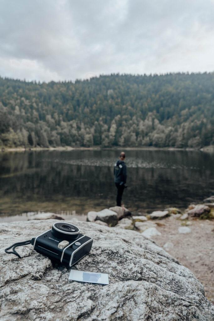 2021 09 04 VOSGES Snelle Edit HUD5277 - Lac des Corbeaux, the The Black Eye of the Vosges