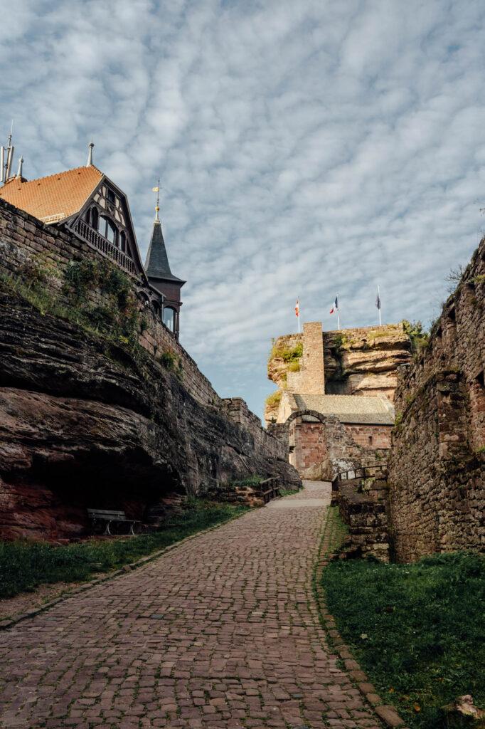 Haut-Barr Castle